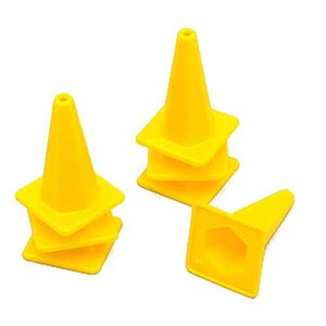 하비몬1/10 Scale Traffic Cone (Yellow)[상품코드]RC4WD