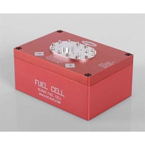 하비몬Billet Aluminum Fuel Cell Radio Box (Red)[상품코드]RC4WD