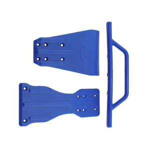 하비몬SC10 Front Bumper Assembly (Blue)[상품코드]RPM