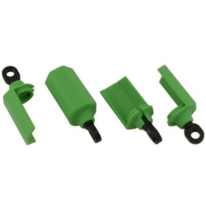 하비몬1/10th Shock Shaft Guards for Traxxas & Durango (Green)[상품코드]RPM