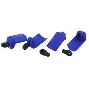 하비몬1/10th Shock Shaft Guards for Traxxas & Durango (Blue)[상품코드]RPM