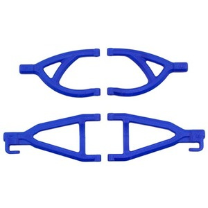 하비몬1/16 Mini E-Revo Rear Upper & Lower A-arms (Blue)[상품코드]RPM