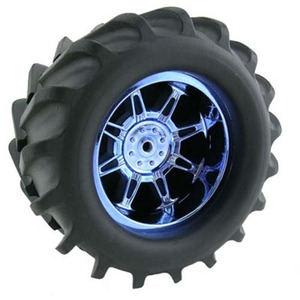 "하비몬""Monster Spider"" StableMaxx Offset Wheels (Blue) (2)[상품코드]RPM"