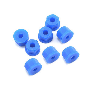 하비몬8-32 (4mm) Nylon Nuts (Blue)[상품코드]RPM