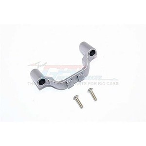 하비몬Revo Alloy Front Gear Box Protector Mount w/Screws - Grey Silver[상품코드]GPM