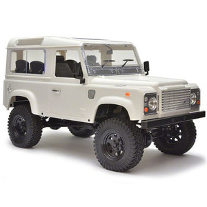 하비몬1/10 Gelande II Truck Kit w/Defender D90 Body Set[상품코드]RC4WD