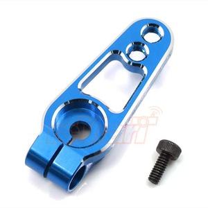하비몬25T Aluminum Servo Arm Horn Blue For Futaba Savox[상품코드]SLIDELOGY