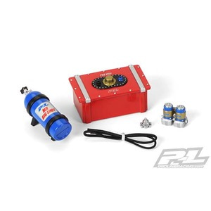 하비몬1/10 Accessory 8 Fuel Cell Nitro Bottle Bottle Bracket Pump Fuel Regulator For RC Crawlers[상품코드]PRO-LINE RACING