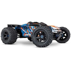 하비몬1/10 E-Revo 6S VXL 2.0 Brushless 4WD RTR (Orange)[상품코드]TRAXXAS