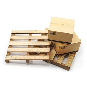 하비몬1/10 RC Crawler Truck Accessory Wooden Loading Pallet[상품코드]YEAH RACING