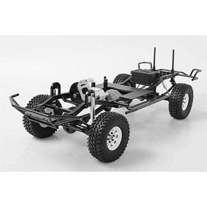 "하비몬1/10 Trail Finder 2 Truck Kit ""LWB"" Long Wheel Base Chassis Kit[상품코드]RC4WD"