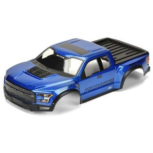하비몬1/10 Ford F-150 Raptor 2017 Body (Blue)[상품코드]PRO-LINE RACING