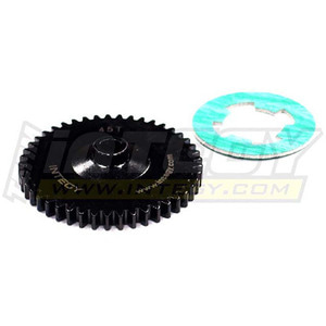 하비몬Billet Machined Steel Spur Gear 45T for HPI Savage Flux[상품코드]INTEGY