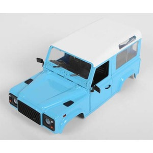 하비몬D90 Body Set for 1/18 Gelande II (Blue)[상품코드]RC4WD