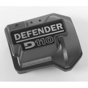 하비몬Defender D110 Diff Cover for Traxxas TRX-4 (Grey)[상품코드]CCHAND