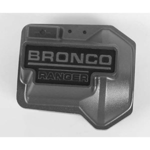 하비몬Alu. Diff Cover for Traxxas TRX-4 '79 Bronco Ranger XLT (Grey)[상품코드]CCHAND