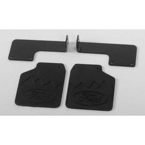 하비몬Rear Mud Flaps for Traxxas TRX-4 '79 Bronco Ranger XLT[상품코드]CCHAND