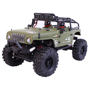 하비몬1/10 Jeep Rock Rocket V2 - 2018 (Military Green)[상품코드]CASTER RACING