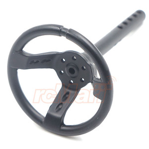 하비몬Accessory Steering Wheel C Black For 1/10 RC[상품코드]GRC