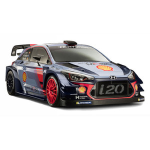 하비몬1/10 Hyundai i20 Coupe WRC Kit (TT-02)[상품코드]TAMIYA