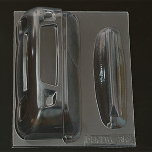 하비몬Lexan Mazda RX-7 RB Body Parts Set A Trunk Rear Wing Front Bumper For Tamiya 51270[상품코드]DEMI WORKS