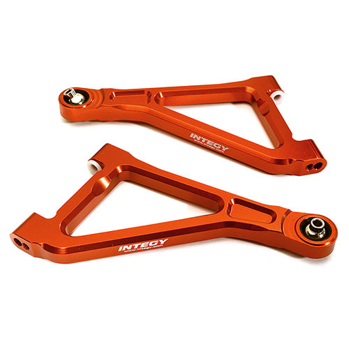 하비몬Billet Machined Front Upper Arms for Traxxas 1/7 Unlimited Desert Racer[상품코드]INTEGY