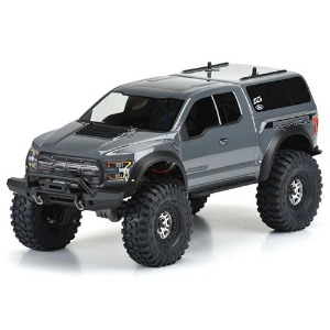 "하비몬[#AP3509-00] 2017 Ford F-150 Raptor Clear Body For 12.8"" Wheelbase TRX-4[상품코드]PRO-LINE RACING"