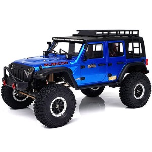 하비몬[#YK4102B] 1/10 YK4102 Pro Rock Trial Rubicon RTR (Blue)[상품코드]YK HOBBY