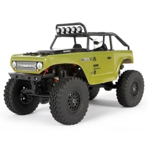 하비몬[#AXI90081T2] 1/24 SCX24 Deadbolt 4WD Rock Crawler Brushed RTR, Green[상품코드]AXIAL